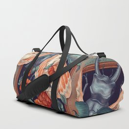Moth Beetle Duffle Bag