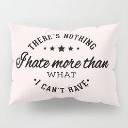 TS Quotes Lyrics Pillow Sham