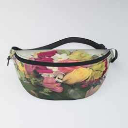Floral Melody Fanny Pack
