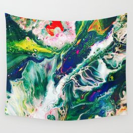 Onde Wall Tapestry