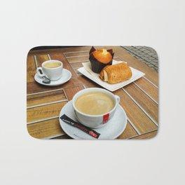 French Cafè Bath Mat