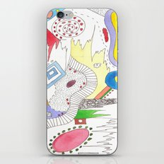 Line Vs Color #2 iPhone & iPod Skin