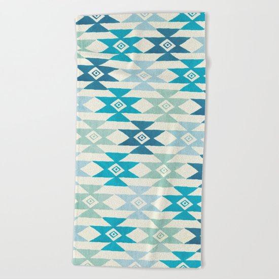 Triaqua Beach Towel