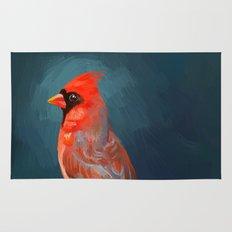 Cardinal Rug