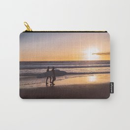 Venice Beach Surfers Carry-All Pouch