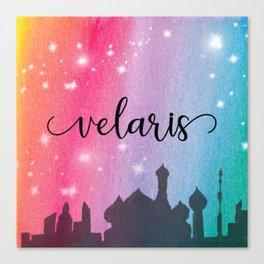 Velaris City Scape Canvas Print