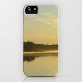 Good Morning Howell iPhone Case