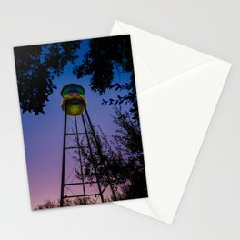Water Tower Stationery Cards