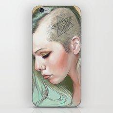 Caudal Lure iPhone & iPod Skin