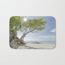 Island Tree Bath Mat