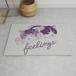 Feelings Rug