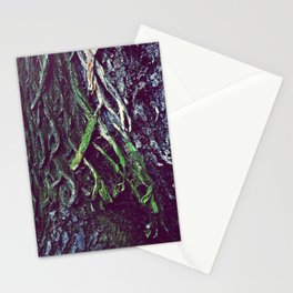 art of the tree Stationery Cards