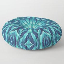 Healing Plant Floor Pillow