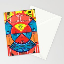 Thymiaterion Orgonoid Base Stationery Cards
