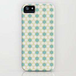 Altıgen iPhone Case
