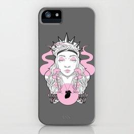 Choke iPhone Case