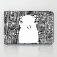 dumbo iPad Cases featuring Dumbo Octopus by Indigo K