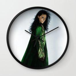 Loki - There Are No Men Like Me XIX Version I Wall Clock