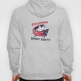colombus sport coats Hoody
