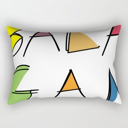 BALAGAN Rectangular Pillow