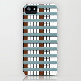 Edificio Las Américas -Detail- iPhone Case
