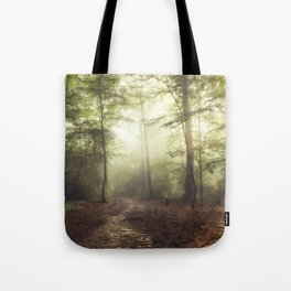german rain forest Tote Bag