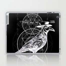 The Raven dark Laptop & iPad Skin