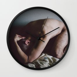 Please Come Back to Me Wall Clock