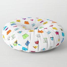 Underwear Floor Pillow