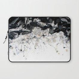 Minimalist Confetti Abstract Artwork Laptop Sleeve