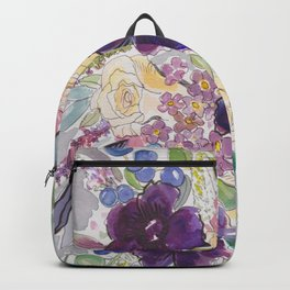 50 Shades of Gray and Some Other Colors Backpack