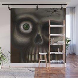 Creepy Wall Mural