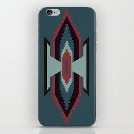 Southwestern Santa Fe Tribal Pattern iPhone Skin