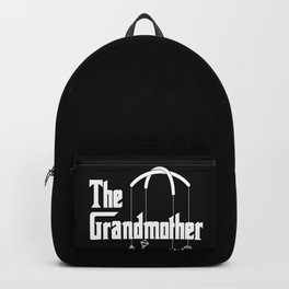 The Grandmother design Funny Gift for Grandmoms Backpack
