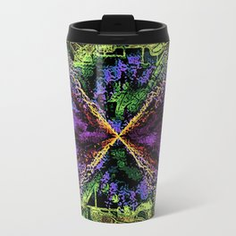 skunkworks chrome  vol 03 13 Travel Mug