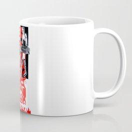 Gothic Fashion Illustrations Coffee Mug