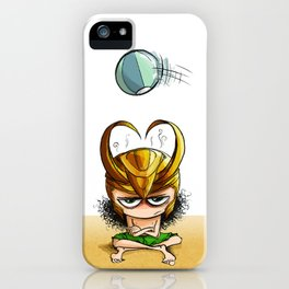 Helmets are not for the summer iPhone Case