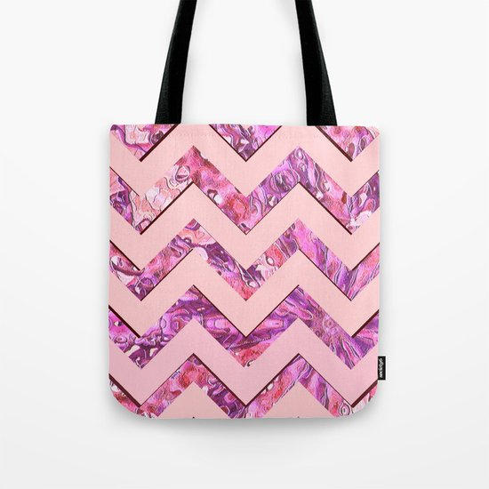 Girly Pink Tote Bag