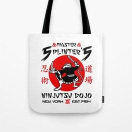 Ninjutsu Dojo Tote Bag