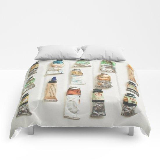 Oils Comforters