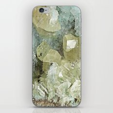 chrysocolla & calcite iPhone & iPod Skin