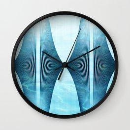 Geometric Variations Wall Clock