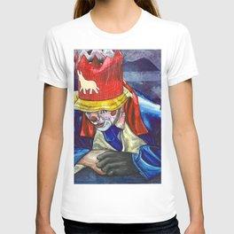 Thinking Clown T-shirt