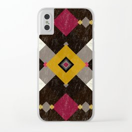 Mandala Bringer of Jollity Clear iPhone Case