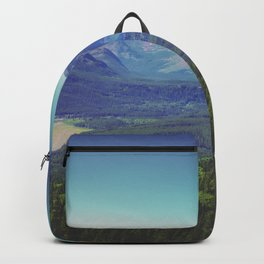 Mountains and Valleys Backpack
