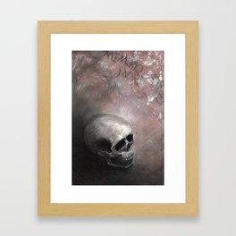 Obviously Mori Framed Art Print