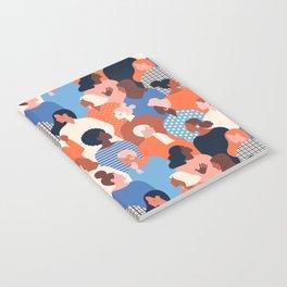Diverse women Notebook