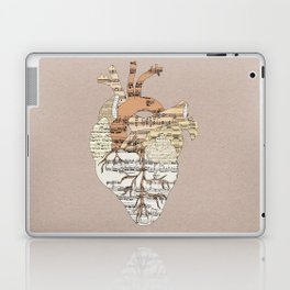 Sound Of My Heart Laptop & iPad Skin