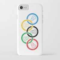 sports iPhone & iPod Cases featuring sports drink by Jordan Horstman
