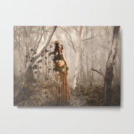 Forest's spirit Metal Print